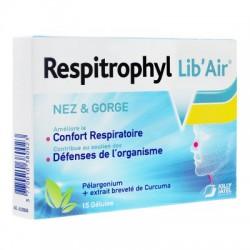 RESPITROPHYL LIB'AIR 15 GELULES JOLLY JATEL