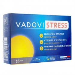 VADOVI STRESS 15 JOURS NUTRAVALIA