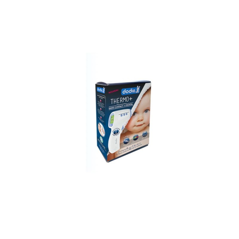 THERMO + THERMOMETRE SANS CONTACT et FRONTAL DODIE