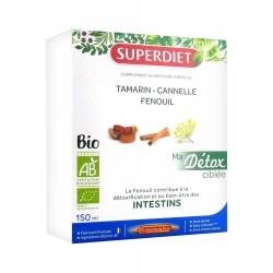 MA DETOX CIBLÉE BIO INTESTINS 10 AMPOULES SUPER DIET