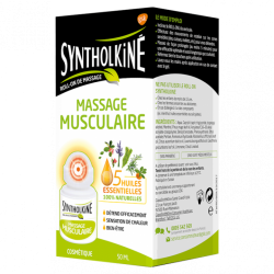 SYNTHOLKINE ROLL ON DE MASSAGE MUSCULAIRE 50ML