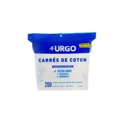 CARRÉS DE COTON X 200 URGO