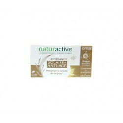 DORIANCE SOLAIRE ANTI AGE 2 X 60 CAPSULES NATURACTIVE