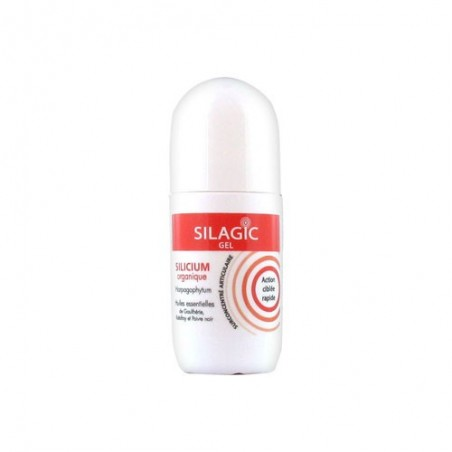 GEL SURCONCENTRE ARTICULAIRE ROLL ON 40ML SILAGIC