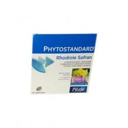 PHYTOSTANDARD RHODIOLE et SAFRAN 30 COMPRIMES PHYTOPREVENT