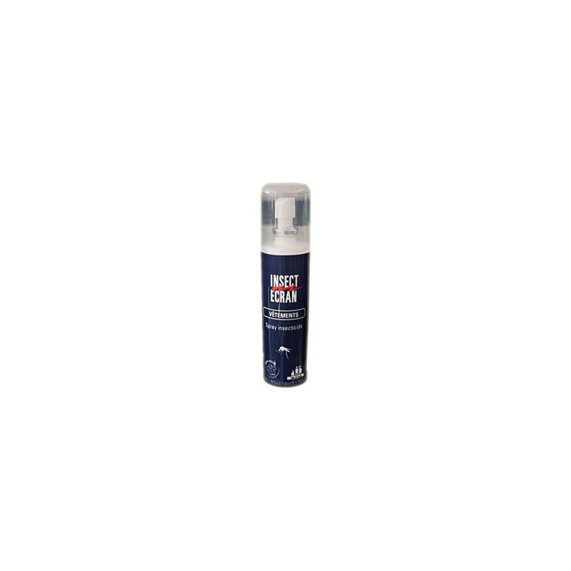 INSECT ECRAN SPRAY INSECTICIDE VETEMENTS 100ML COOPER