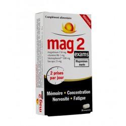 MAG 2 EXAMS 30 COMPRIMES COOPER