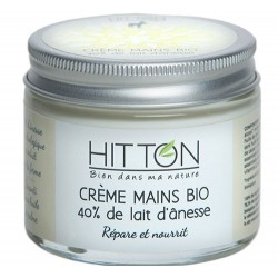 CREME MAINS LAIT ANNESSE BIO 50ML HITTON