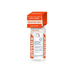 SOLUTION DENTAIRE ANTI CARIES 400ML ELMEX