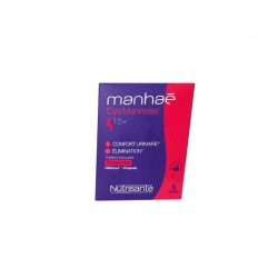 MANHAE CYS MANNOSE 10 STICKS NUTRISANTE