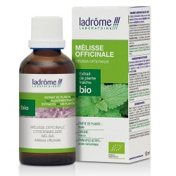 EXTRAIT DE MELISSE OFFICINALE BIO 50ML LADROME