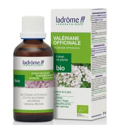 EXTRAIT DE VALERIANE OFFICINALE BIO 50ML  LADROME
