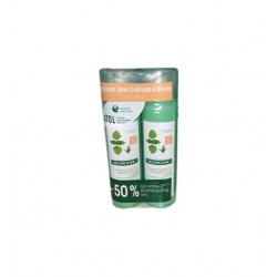 SHAMPOOING SEC SEBOREGULATEUR A L'ORTIE LOT DE 2 X  150ML KLORANE