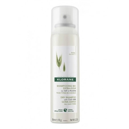 SHAMPOOING SEC EXTRA DOUX 150ML KLORANE