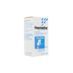 HEXOMEDINE 1 POUR MILLE 45ML