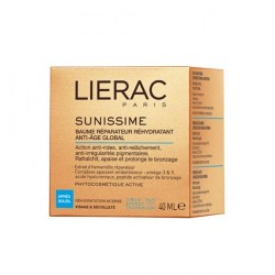 SUNISSIME BAUME REPARATEUR REHYDRATANT ANTI AGE GLOBAL  40ML LIERAC
