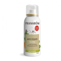 AROMAPIC SPRAY ANTI TIQUES TEXTILES 75ML PRANAROM