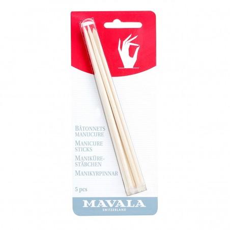 BATONNETS MANUCURE 5 MAVALA