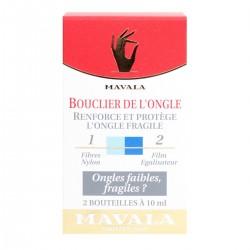 BOUCLIER DE L ONGLE 2x10ML...