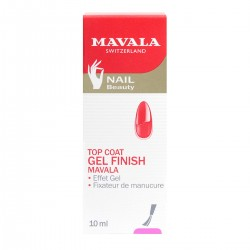GEL FINISH TOP COAT 10ML...