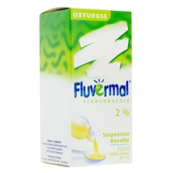 FLUVERMAL 2% VERMIFUGE 30ML PIERRE FABRE