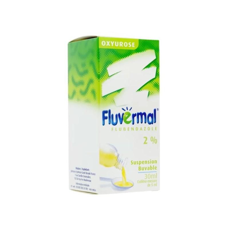 FLUVERMAL 2% VERMIFUGE 30ML PIERRE FABRE