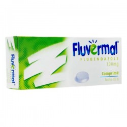 FLUVERMAL 2% VERMIFUGE 30ML JOHNSON ET JOHNSON