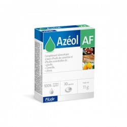 AZEOL AF 30 CAPSULES DEFENSES NATURELLES PILEJE