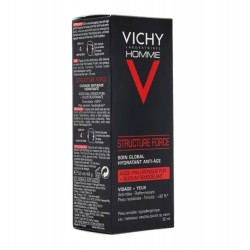 STRUCTURE FORCE SOIN GLOBAL HYDRATANT ANTI AGE 50ML VICHY HOMME