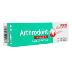 ARTHRODONT PATE GINGIVALE 80G PIERRE FABRE