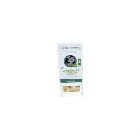 INFUSION CAMOMILLE ROMAINE BIO 30G L HERBOTHICAIRE