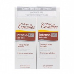 DEODORANT INTENSE LP DEO BILLE 40ML LOT DE 2 ROGE CAVAILLES