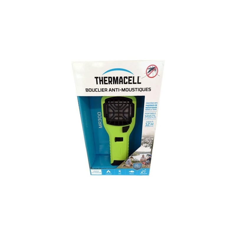 PORTABLE NOMADE ANTI MOUSTIQUES THERMACELL