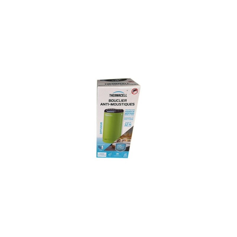 DIFFUSEUR BOUCLIER ANTI MOUSTIQUES THERMACELL