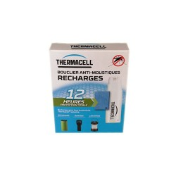 RECHARGES BOUCLIER ANTI MOUSTIQUES THERMACELL