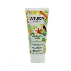 GEL DOUCHE YLANG YLANG SUMMER GARDEN 200ML WELEDA