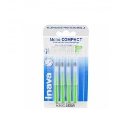 RECHARGE BROSSETTES MONO COMPACT X4 TRES LARGE 2.2mm ISO6 INAVA