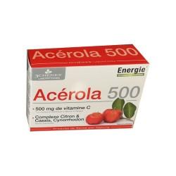 ACEROLA 500MG 24 COMPRIMES LES 3 CHENES