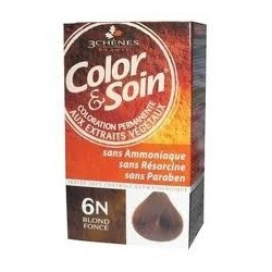 COLOR SOIN BLOND FONCE LES 3 CHENES 6N