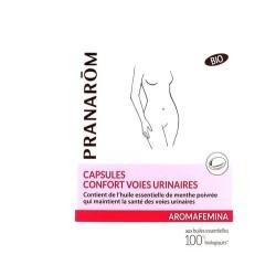 AROMAFEMINA CONFORT VOIES URINAIRES 30 CAPSULES PRANAROM