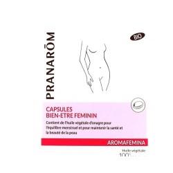 AROMAFEMINA BIEN ETRE FEMININ 30 CAPSULES PRANAROM