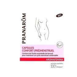 AROMAFEMINA CONFORT (PRÉ)MENSTRUEL 30 CAPSULES PRANAROM