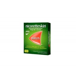 NICORETTE SKIN  PATCH 15MG - ETAPE 1 X7 JOHNSON & JOHNSON