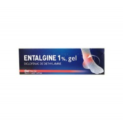 ENTALGINE 1 % GEL 50G COOPER