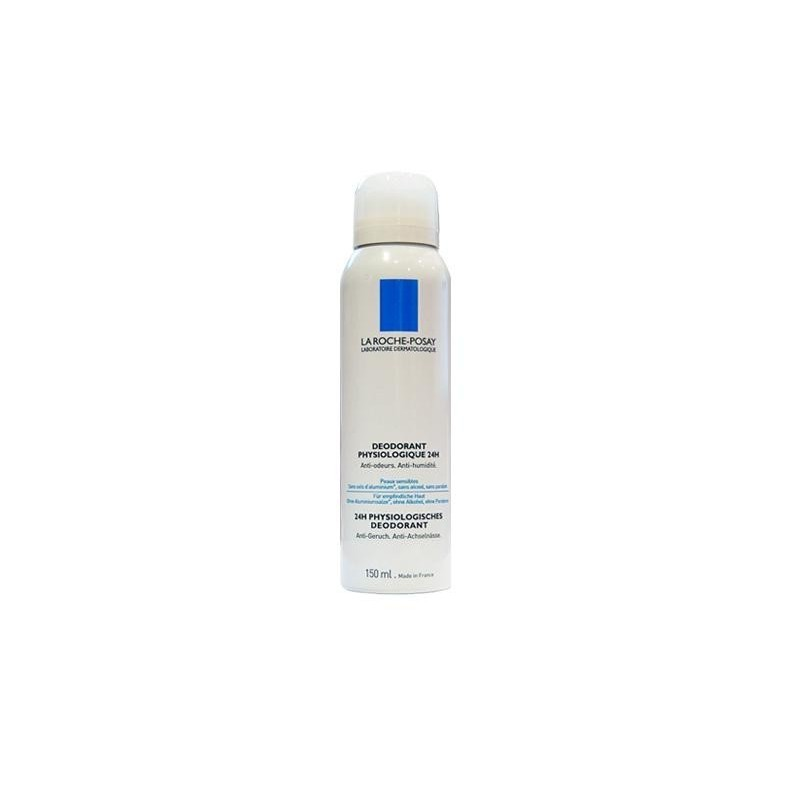 DEODORANT PHYSIOLOGIQUE 24H SPRAY LA ROCHE POSAY 150ML