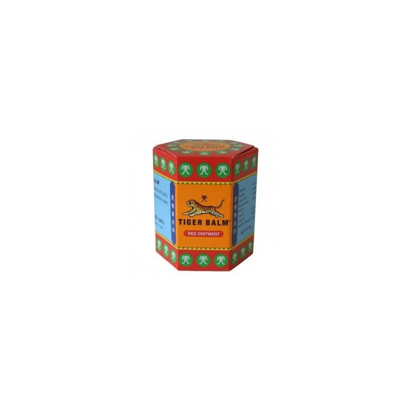 BAUME DU TIGRE ROUGE TIGER BALM Pot de 21ml