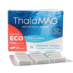THALAMAG EQUILIBRE INTERIEUR MAGNESIUM MARIN IPRAD 30 gelules