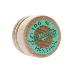 MACARON FRAICHEUR 100% MENTHOL 7G SALVA