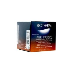 BLUE THERAPY AMBER ALGAE REVITALIZE CREME JOUR 50ML BIOTHERM