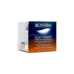 BLUE THERAPY AMBER ALGAE REVITALIZE CREME NUIT 50ML BIOTHERM